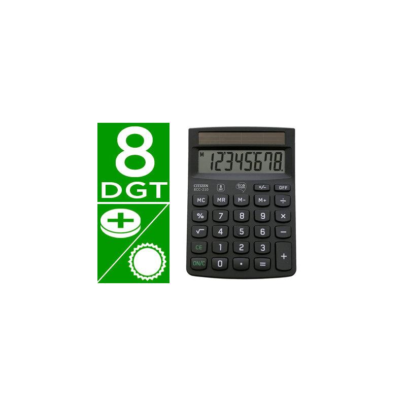 Calculadora de sobremesa Citizen ECC-210 ECC-210
