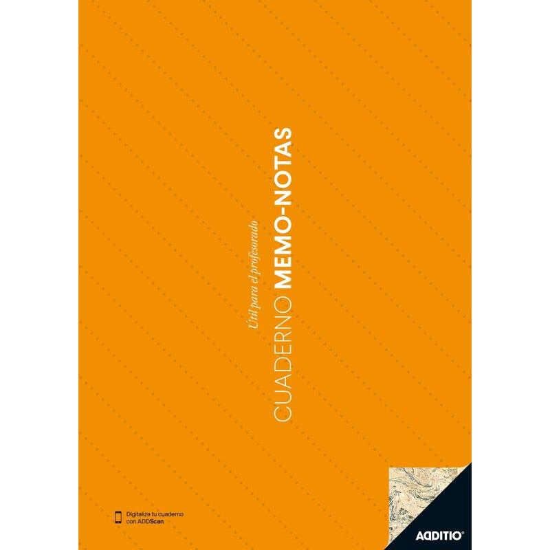 Cuaderno para profesores Memo-notas P152