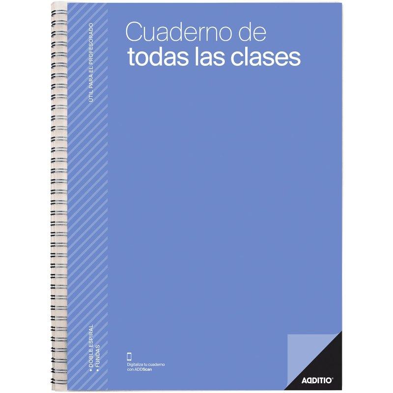 Cuadernos de todas las clases Additio P222