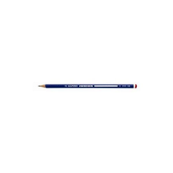 Lápiz grafito Alpino Junior HB JU000011