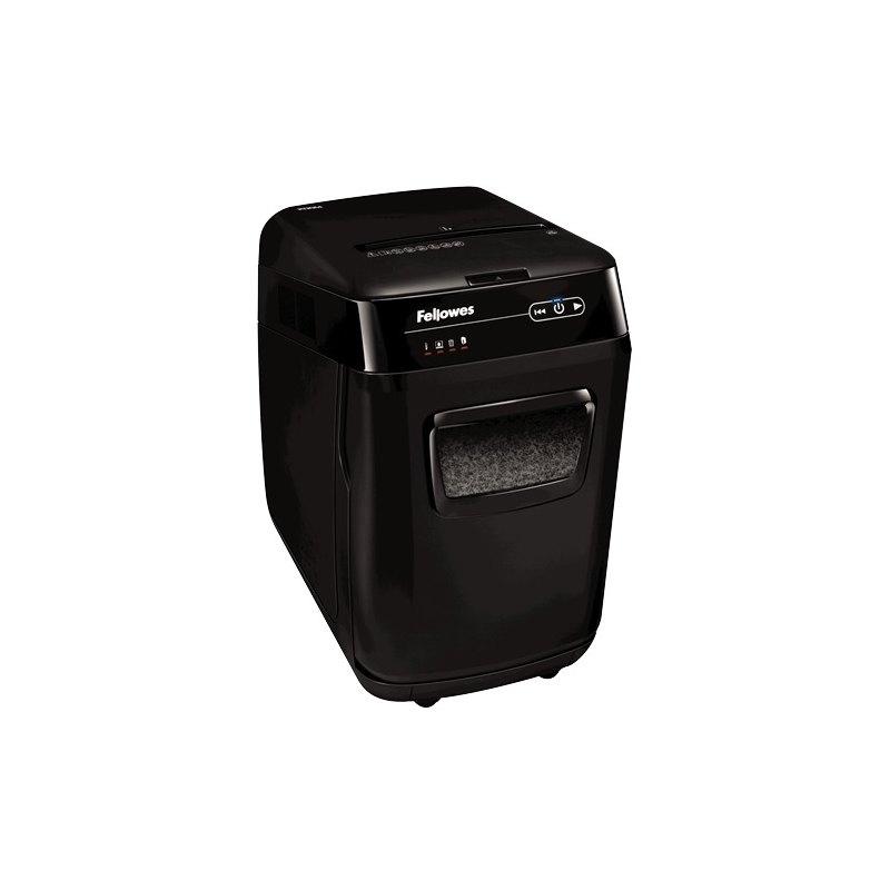 Destructora de documentos automática microcorte Fellowes Automax 200M 4656301