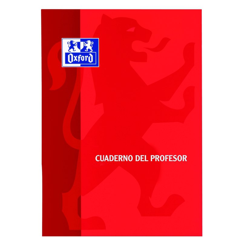 Cuaderno del profesor Oxford 100102165