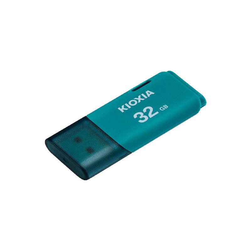 Memoria USB 2.0 Kioxia 32GB U202 Aqua LU202L032G