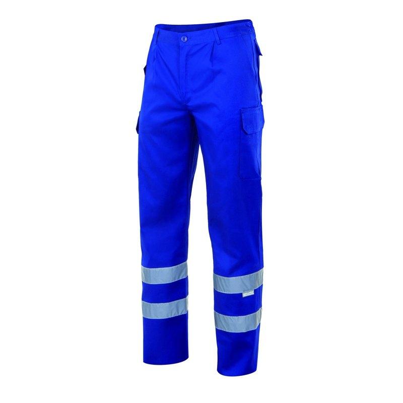 Pantalón multibolsillos con cintas reflectantes 159 1 XX
