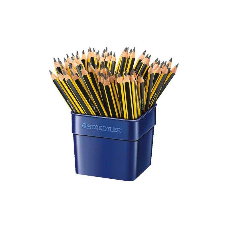 Schoolpackck 72 lápices Staedtler Noris 119 Jumbo 119 T72