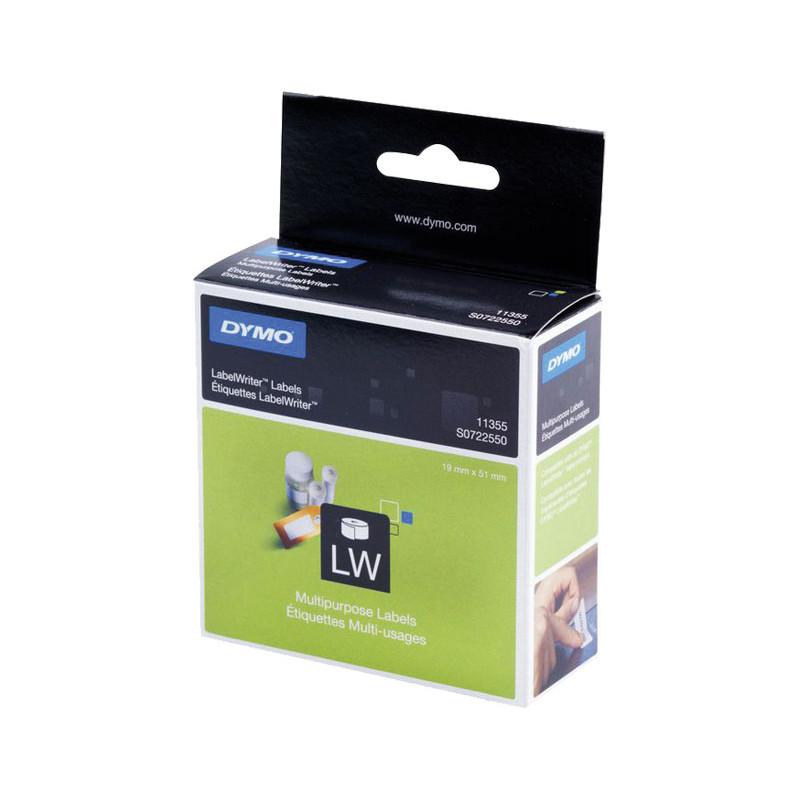 Etiquetas para impresoras Dymo Labelwriter 99012 S0722550