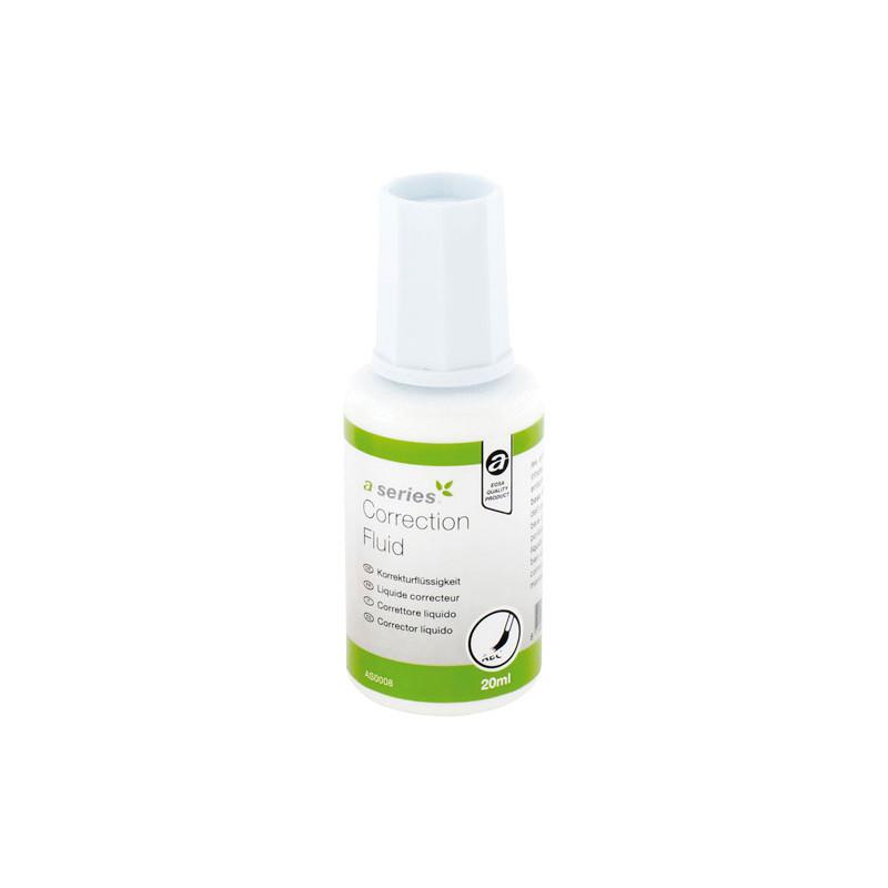 Corrector líquido sin disolventes 20ml A-Series Eco AS0008