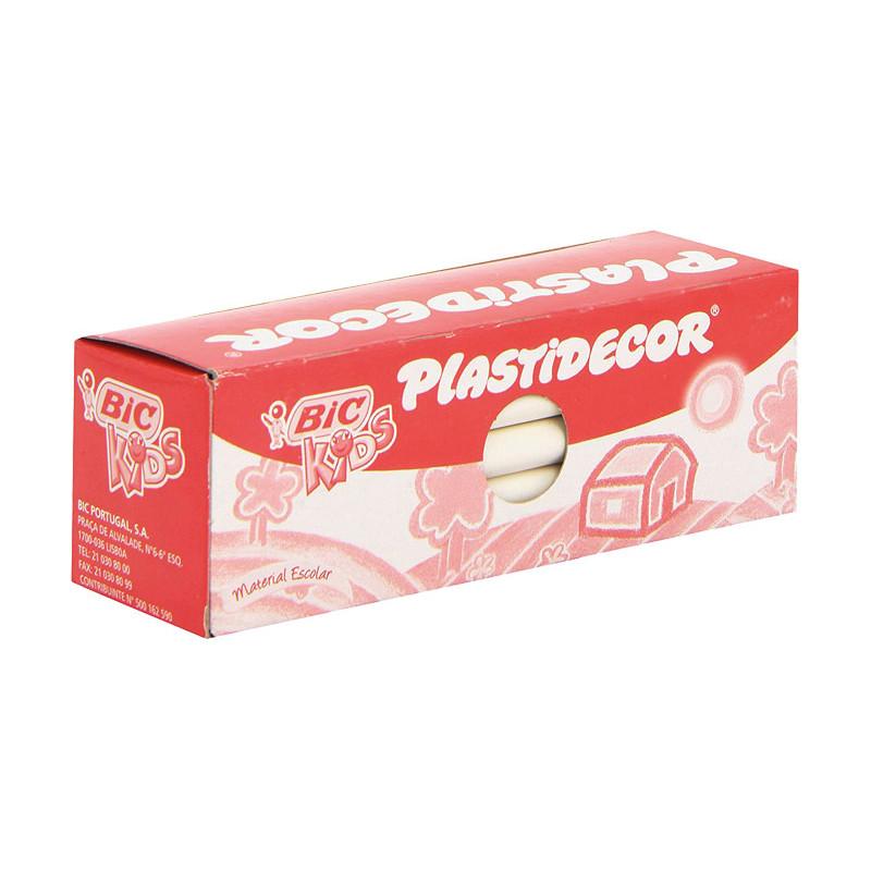 Lápices de cera monocolor Plastidecor 816966