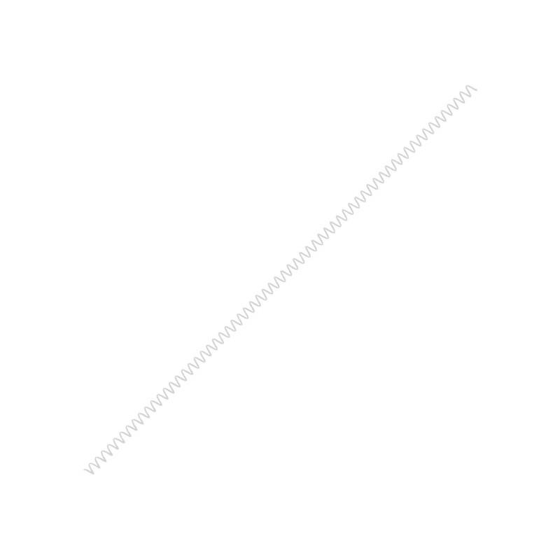 Espiral metálico paso 5:1 Fellowes 5112701