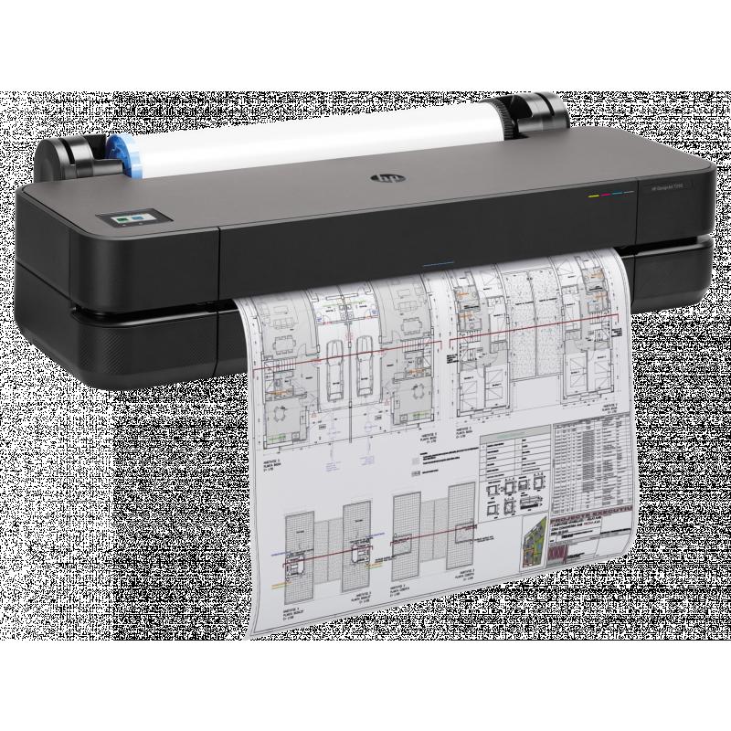 Plotter HP Designjet T250 de 24 Pulgadas 5HB06A