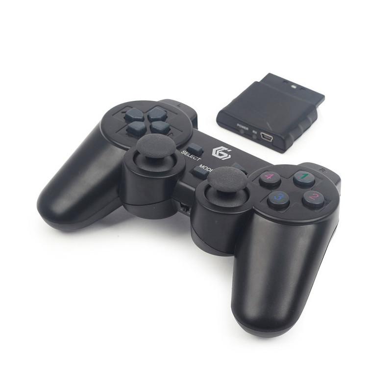 Mando Gembird Vibracion Dual Inalambrico Gamepad JPD-WDV-01