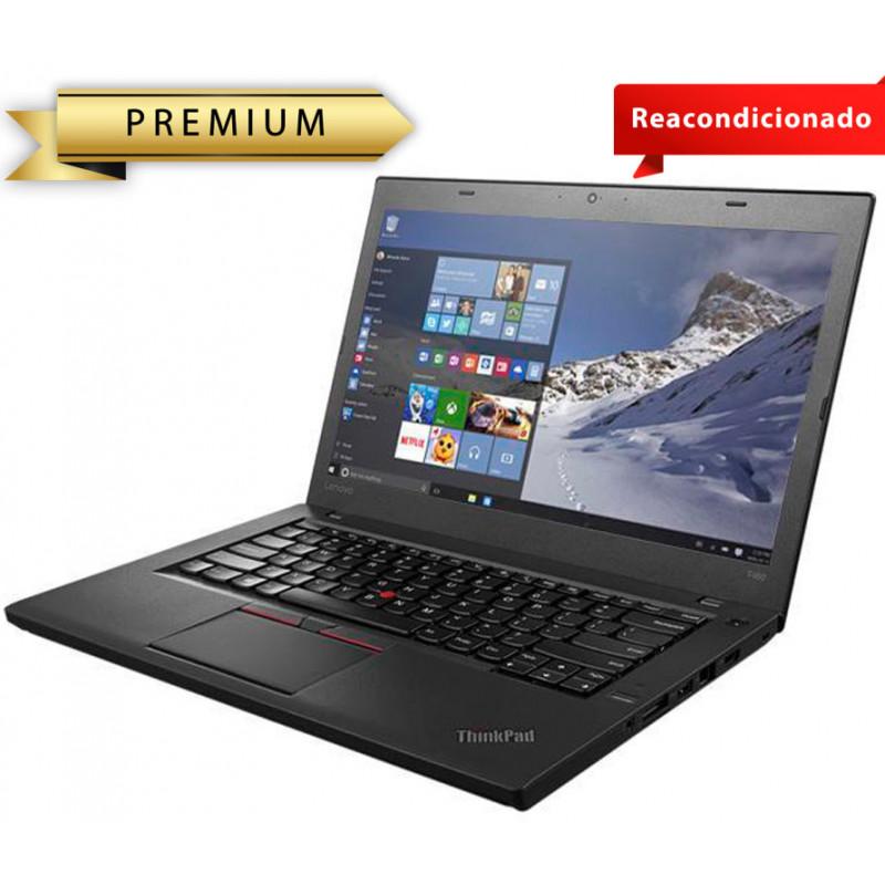 Portatil Ecorefurb Premium Lenovo T460 I5-6 Gen 8gb 240ssd 14