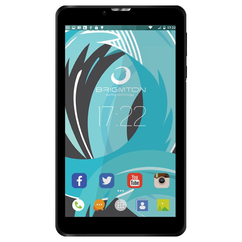 Tablet-Smartphone Brigmton Btp 7 (1024 X 600, Ips), Spreadtrum Sc7731, 1gb (Ddr3), 8gb (Rom), Androi BTPC-PH6 N