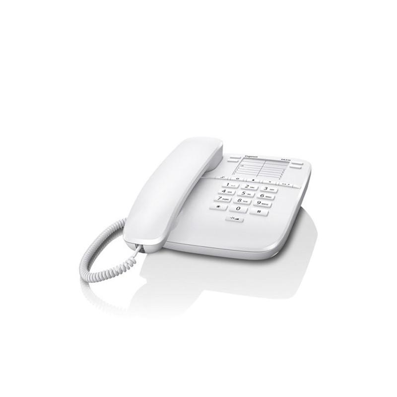 Telefono Fijo Gigaset Da310 Blanco SI-DA310B