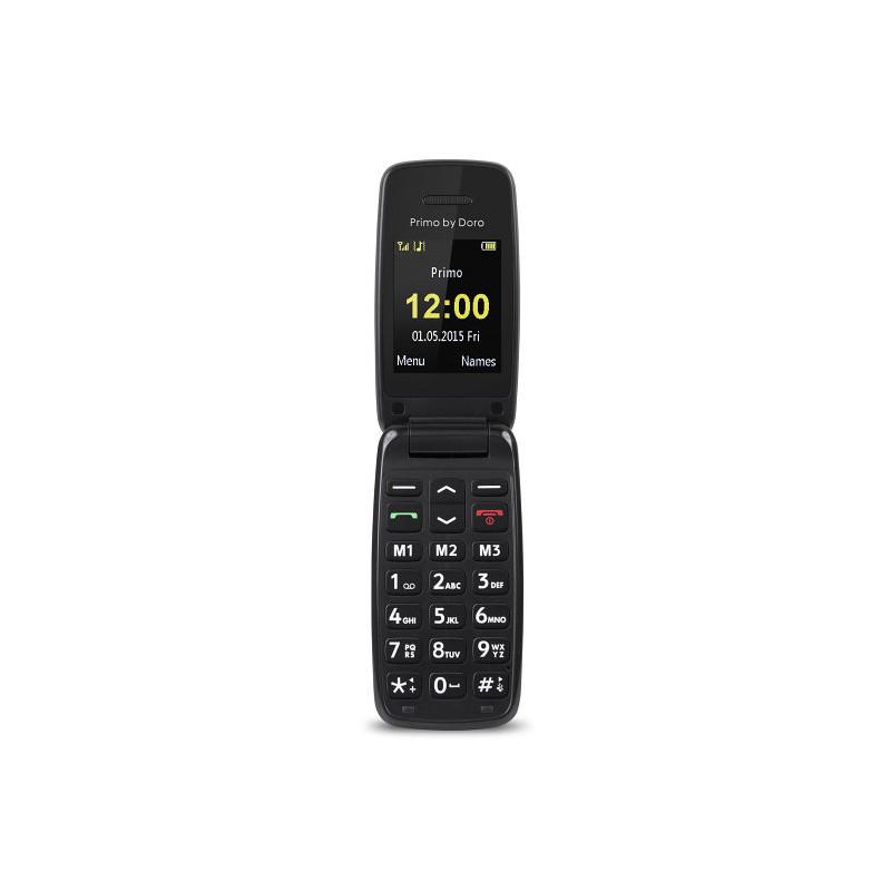 Telefono Movil Senior Doro Pri 2.0 Tft (220x176), Gsm 900/1800, Bluetooth 3.0, Fm, Li-Ion 800 Mah, 1 360272