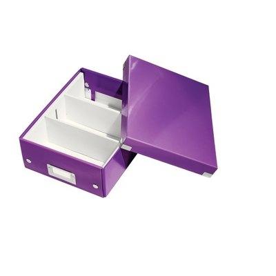 Caja organizadora pequeña Leitz  Click & Store 60570051