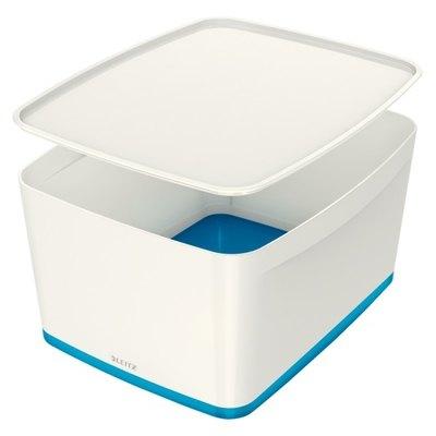 Caja de almacenamiento con tapa Leitz MyBox 5216-10-23