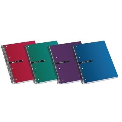 Cuaderno espiral microperforado tapa extradura 160 hojas Enri Status 100435670