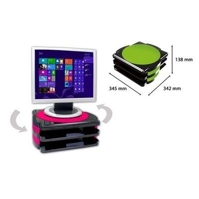 Soporte Monitor Giratorio Office Box 46010-V