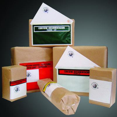 Sobre adhesivo para packing list 009777 LIS