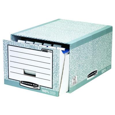 Cajón archivador Fellowes Bankers Box 01820EU