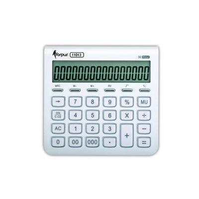 Calculadora de sobremesa 16 dígitos Forpus 11013 FO11013