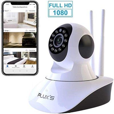 Cámara de vigilancia IP Wifi FHD 1080p X0012WZ4V7
