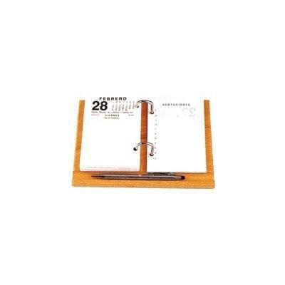 Portacalendarios madera 97