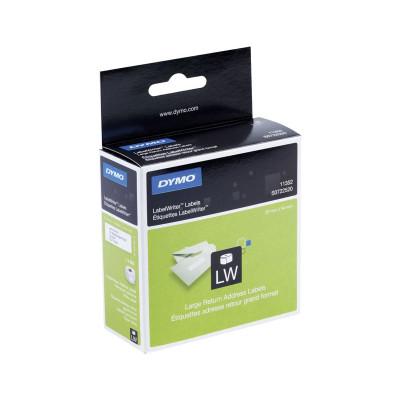 Etiquetas para impresora Dymo Labelwriter S0722520