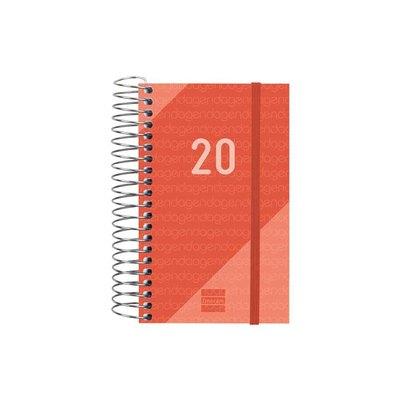 Agenda espiral día página Finocam Year 741083020