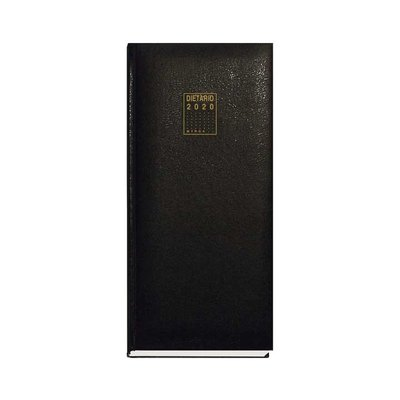 Dietario dos días páginas Myrga 15x31,5cm 2102