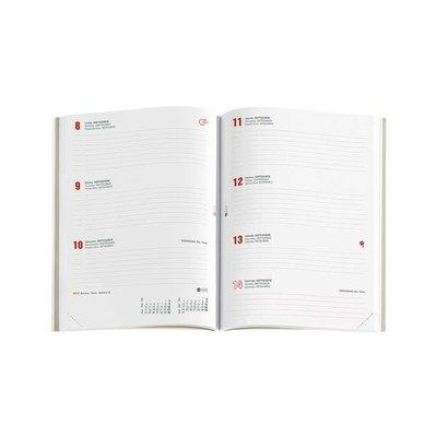Recambio agenda anual Miquel Rius Fundas 15,5x21,3cm 22097