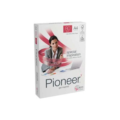 Papel fotocopiadora multifunción premium  80g Pioneer PNR0800159