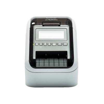 Impresora Etiquetas Brother Ql820nwb 300x600ppp Wi-Fi In QL820NWB