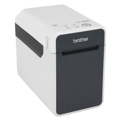 Impresora Etiquetas Brother Td2120n 63mm 152,4mm/Seg 203ppp Usb Bt Lan Wifi TD2120N
