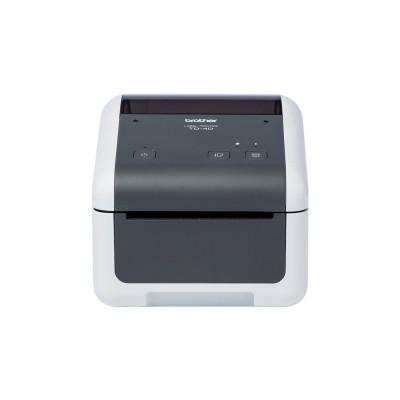 Impresora Etiquetas Brother Td4410d 104mm 203mm/Seg 203ppp Usb TD4410D