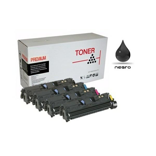 Toner compatible con Brother TN 2320 2.600 páginas Negro