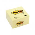 Cubo de notas adhesivas Post-it 636-B