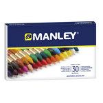 Lápices de cera de colores Manley MNC00077