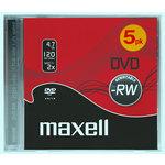 DVD-RW regrabable 4,7Gb Maxell M175