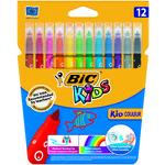 Rotuladores de colores BIC KIDS Couleur 920293