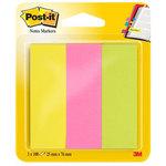 Bloc de mininotas adhesivas Post-it 671-3