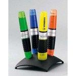 Rotulador fluorescente Stabilo Luminator Peana 7104-2