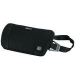Respaldo lumbar Foam Fusión Plush Touch negro 8026501
