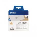 Etiquetas precortadas para impresoras Brother QL DK-11201