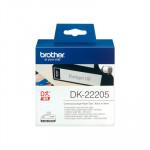 Cintas continua para impresoras de etiquetas Brother QL DK22205