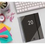 Agenda espiral día página Finocam Year 741106020