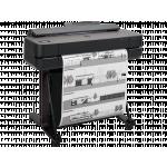 Plotter HP Designjet T650 de 24Pulgadas 5HB08A