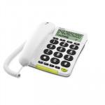 Telefono Fijo Doro Phone Easy 312cs 1 Blanco 5641