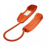 Telefono Fijo Gigaset Da210 Naranja S30054-S6527-R105